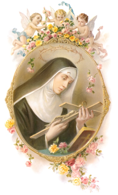 Santa Rita of Cascia, Patroness Saint of the Impossible